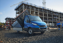 IVECO Daily Fahrgestell konfigurieren